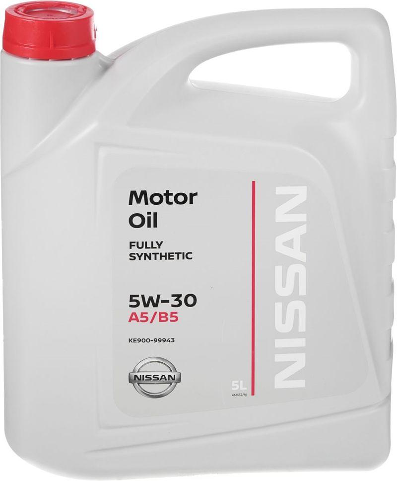 Обзор моторного масла марки Nissan 5W-30 особенности фото и видео
