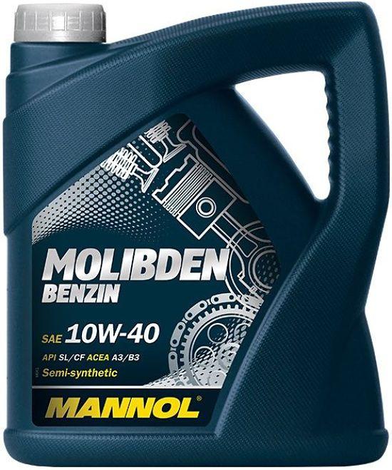 Масло манол молибден 10w 40 полусинтетика отзывы