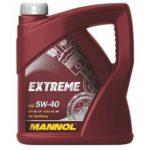 Масло MANNOL Extreme 5W40