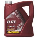 Масло MANNOL Elite 5W40
