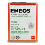 Масло ENEOS SUPER GASOLINE SM 5W30