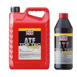 Масло для АКПП LIQUI MOLY Top Tec ATF 1100