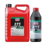 Масло для АКПП LIQUI MOLY Top Tec ATF 1800