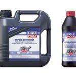 Трансмиссионное масло LIQUI MOLY Hypoid-Getriebeoil TDL 75W90