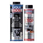 Стоп-течь масла LIQUI MOLY Oil-Verlust-Stop