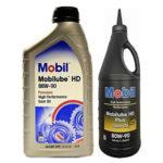 Трансмиссионное масло Mobil Mobilube HD 80W90