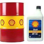 Масло для АКПП Shell ATF 134 и Shell ATF 134 FE