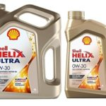 Масло Shell Helix Ultra ECT C2 C3 0W30