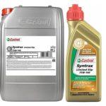 Трансмиссионное масло для мостов Castrol Syntrax Limited Slip 75W140