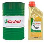 Трансмиссионное масло Castrol Syntrax Long Life 75W90