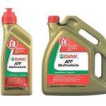 Трансмиссионное масло Castrol ATF Multivehicle