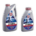 Трансмиссионное масло ЛУКОЙЛ ТМ-5 80W90 API GL-5