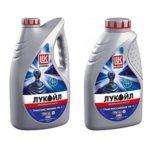 Трансмиссионное масло ЛУКОЙЛ ТМ-4 80W90 API GL-4