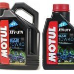 Масло Motul ATV-UTV 4T 10W40