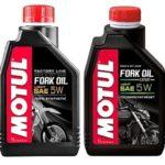 Масло Motul FORK OIL 5W