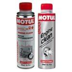 Промывка двигателя Motul ENGINE CLEAN