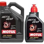 Трансмиссионное масло Motul MOTYLGEAR 75W90