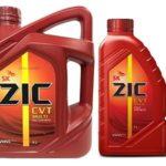 Масло для вариатора ZIC CVT MULTI