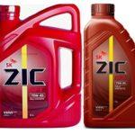 Трансмиссионное масло ZIC GFT 75W85