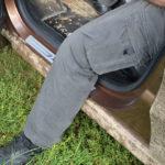 После этой доработки порогов авто, брюки больше не будут пачкаться