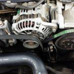 Из-за чего свистит ремень генератора и как это легко устранить?