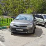 Как законно наказать соседа за неправильную парковку возле подъезда