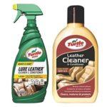 Средство для кожи Turtle Wax Leather Cleaner and Conditioner