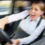 Три простых способа остановить автомобиль если отказали тормоза