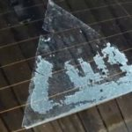 Как легко убрать следы клея от наклейки на стекле?