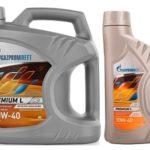 GAZPROMNEFT Premium L 10W40