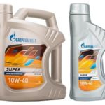 GAZPROMNEFT Super 10W40