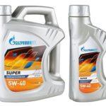 Газпромнефть Супер 5W40