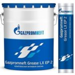 Смазка синяя GAZPROMNEFT Grease LX EP 2