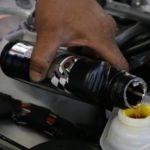 Вытекла тормозная жидкость. Чем ее можно заменить в дороге