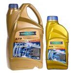 Масло для АКПП RAVENOL ATF 5-4 HP Fluid
