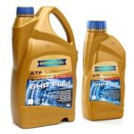 Масло для АКПП RAVENOL ATF 6HP Fluid