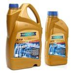 Масло для АКПП RAVENOL ATF 6HP Fluid