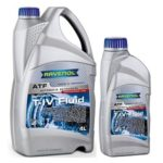 Трансмиссионное масло RAVENOL ATF T-IV Fluid