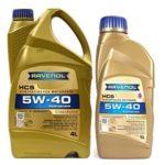 Масло RAVENOL HCS SAE 5W-40
