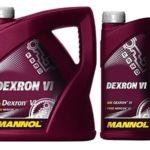 Масло для АКПП MANNOL Dexron VI
