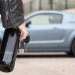Можно ли пить алкоголь в припаркованном автомобиле