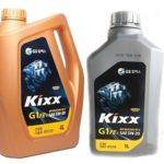 Масло KIXX 5W20