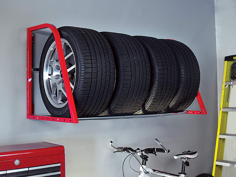Хранение второго комплекта колес