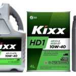 Масло KIXX HD1 10W-40