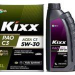 Масло KIXX PAO 5W-30