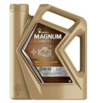 Масло Rosneft Magnum Cleantec 10W40