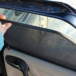 Шторки вместо тонировки на стеклах машины — разрешены или нет?