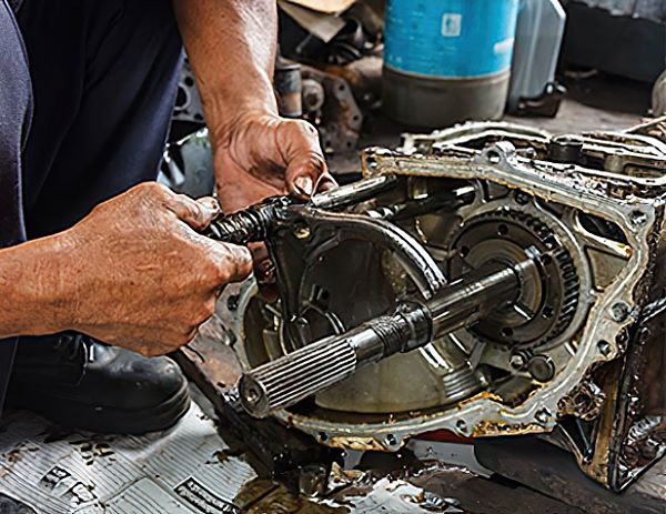 Ниссан Кашкай автомат: Обзор и ремонт