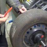Простой способ самостоятельной балансировки колес
