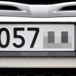 Увидел на парковке автомобиль с российскими номерами и регионом DPR, узнал у водителя откуда они и что означают